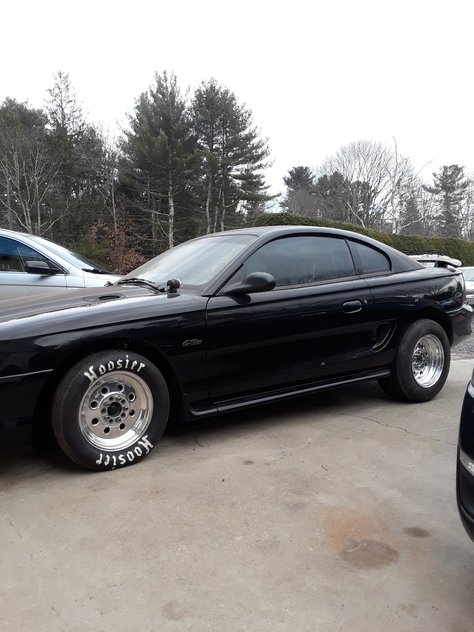 wife went 7.20s at 95 Mph - winter build 98 mustang 4.6 *Video* 1586258925778-png