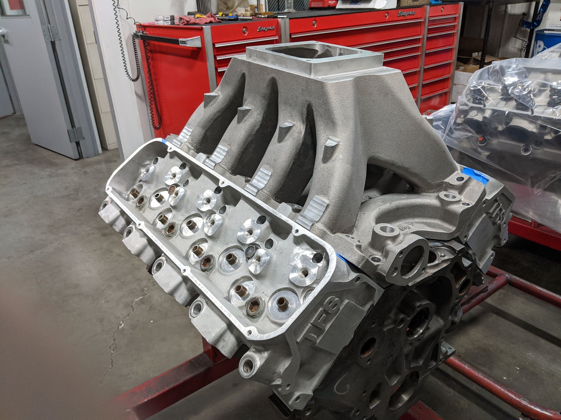 New valve train for OLD TFS A460's. Img_20210409_160954-jpg