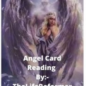 ThelifeReformer offered online angel card reading.